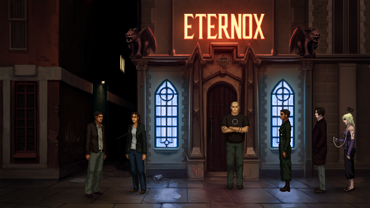 Unavowed Screenshot