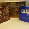 Clue Spinoff Games