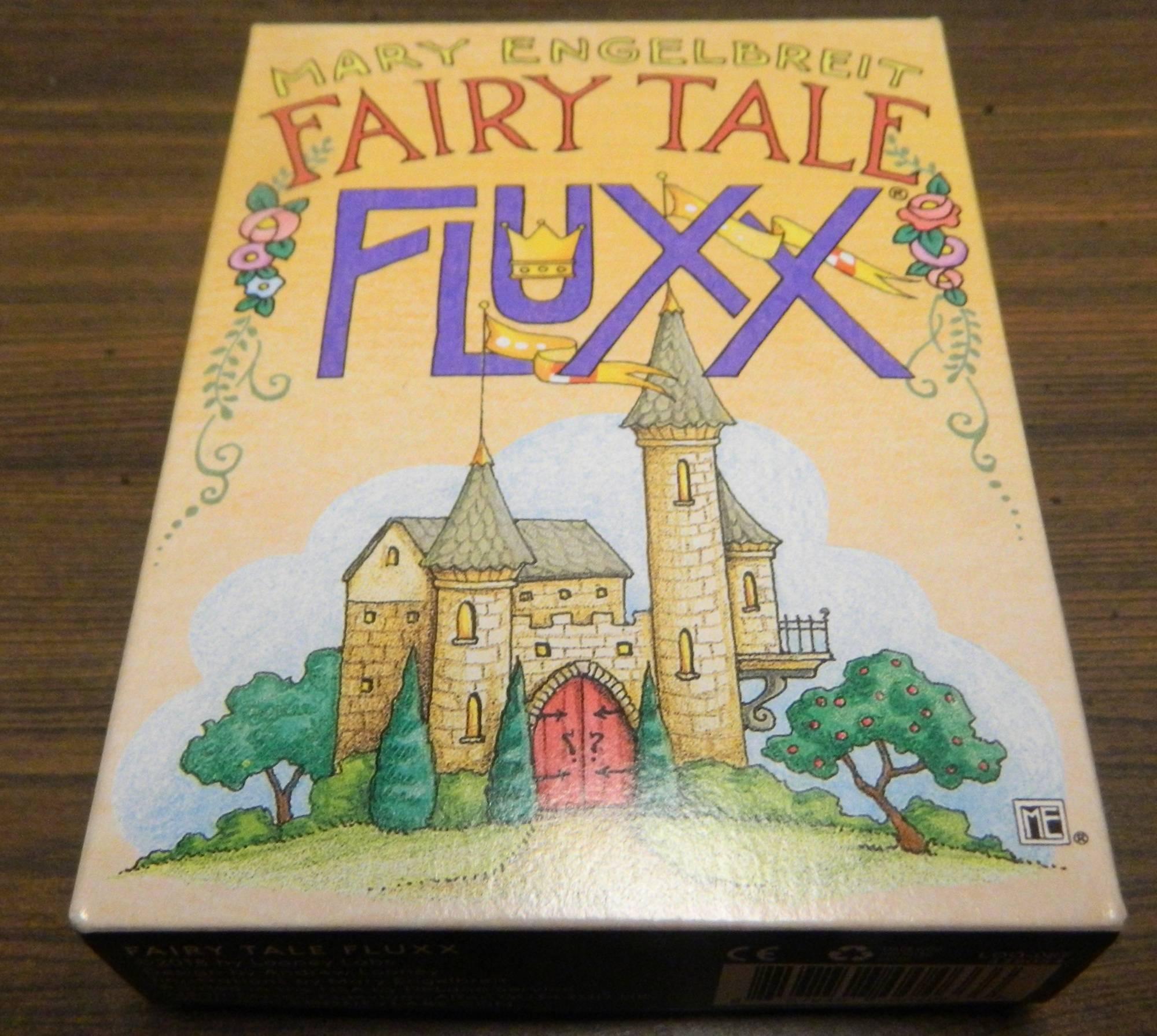 Box for Fairy Tale Fluxx