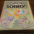 Box for Shakin' Sorry