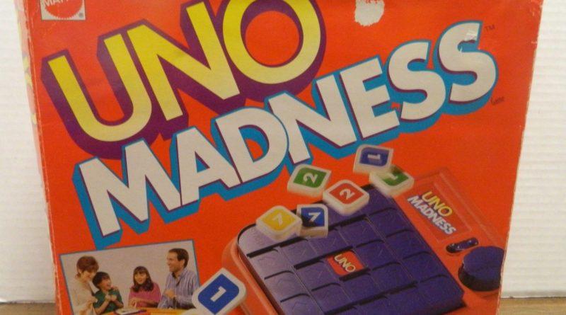 Box for UNO Madness
