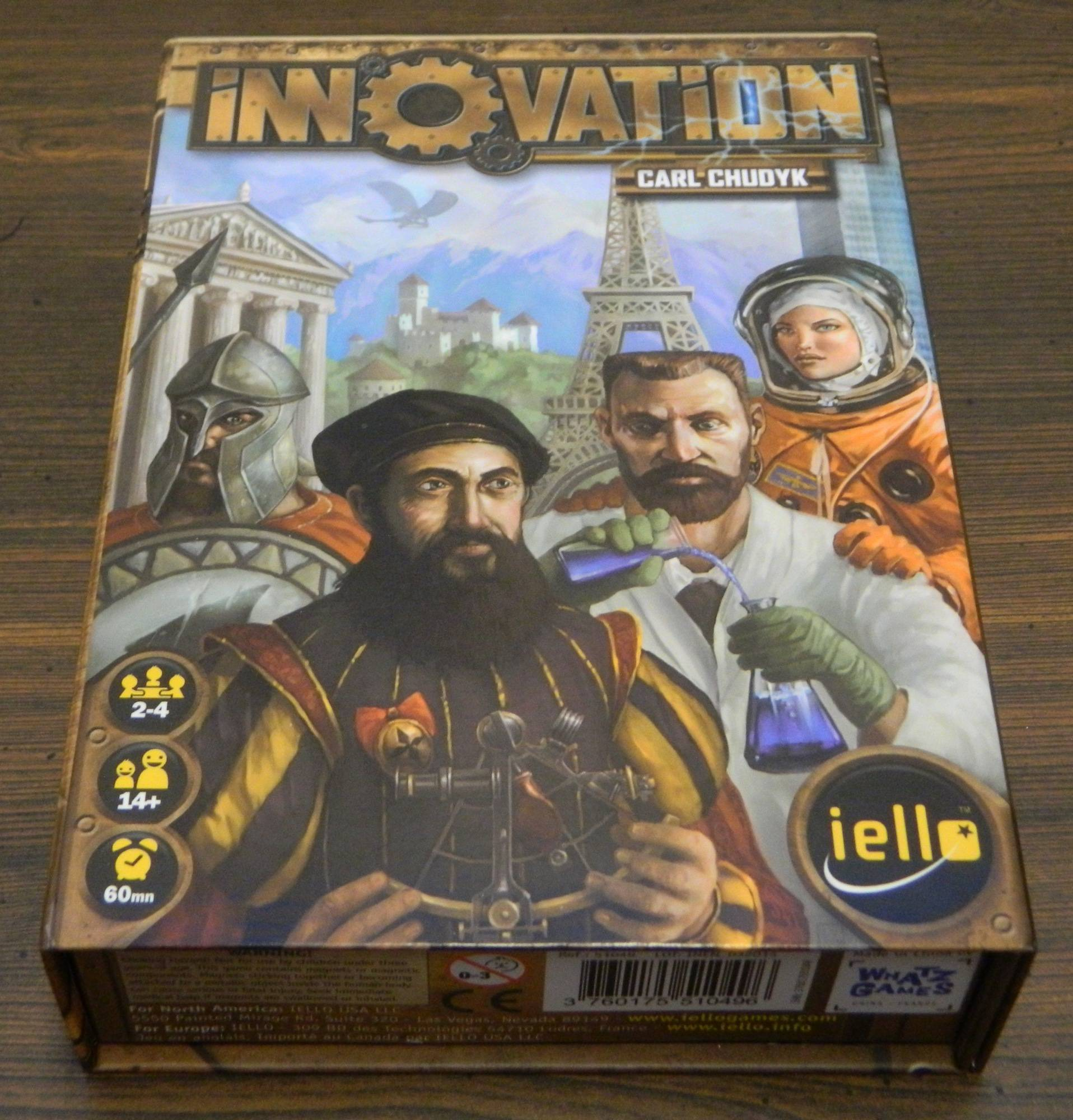 Box for Innovation