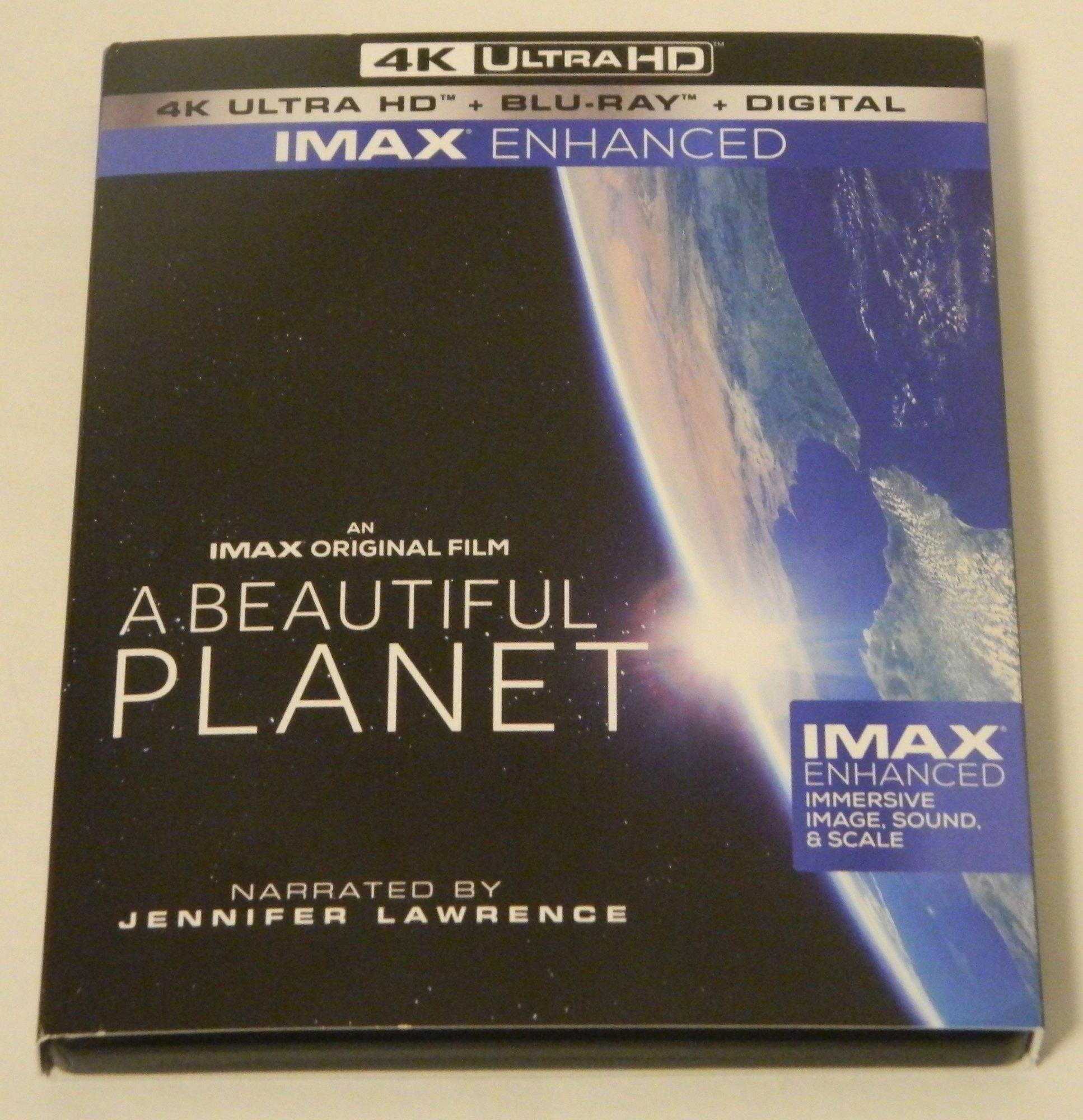 A Beautiful Planet 4K Ultra HD