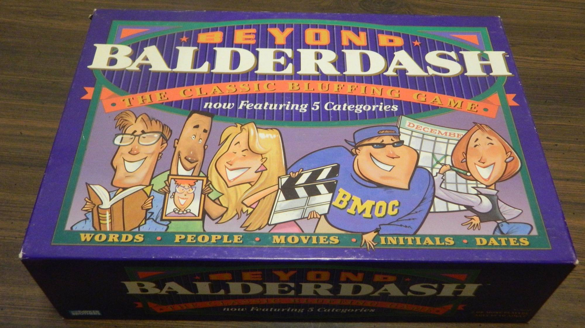 Box for Beyond Balderdash