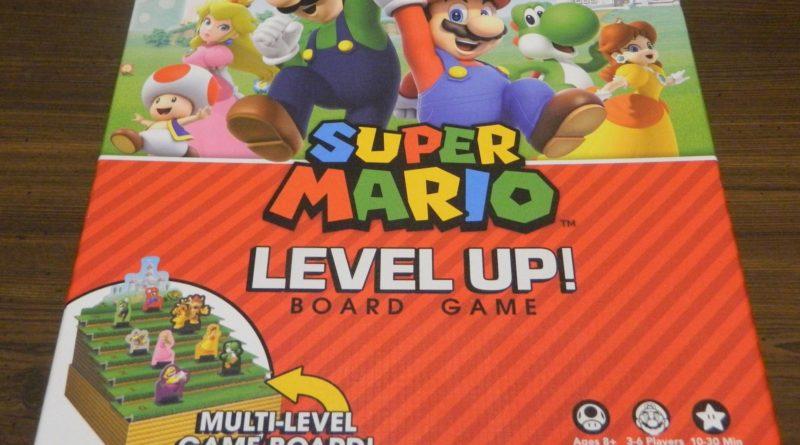 Box for Super Mario Level Up!