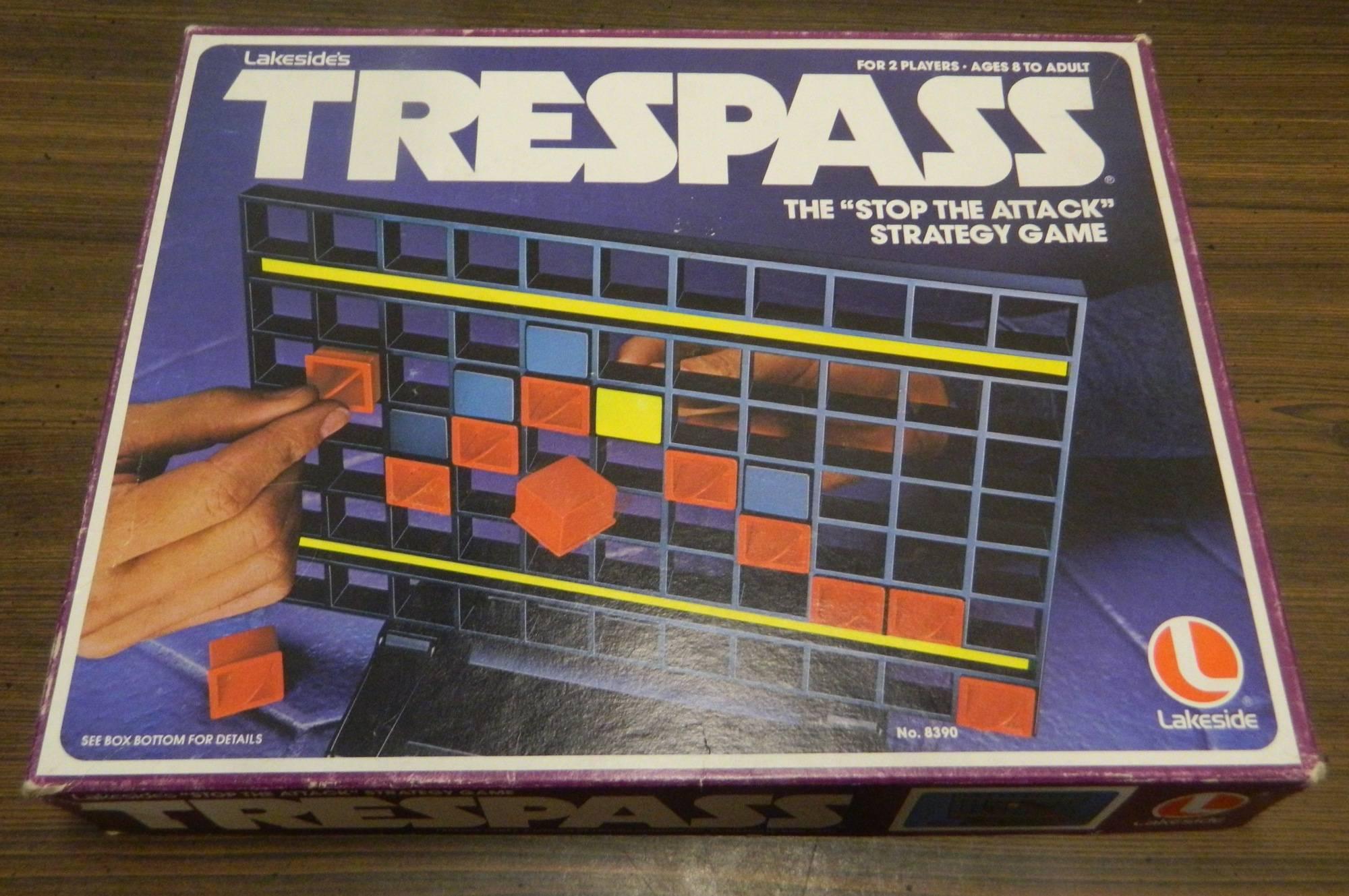 Box for Trespass