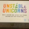 Box for Unstable Unicorns