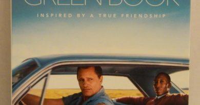 Green Book Blu-Ray