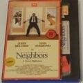 Neighbors Retro VHS Art Blu-ray