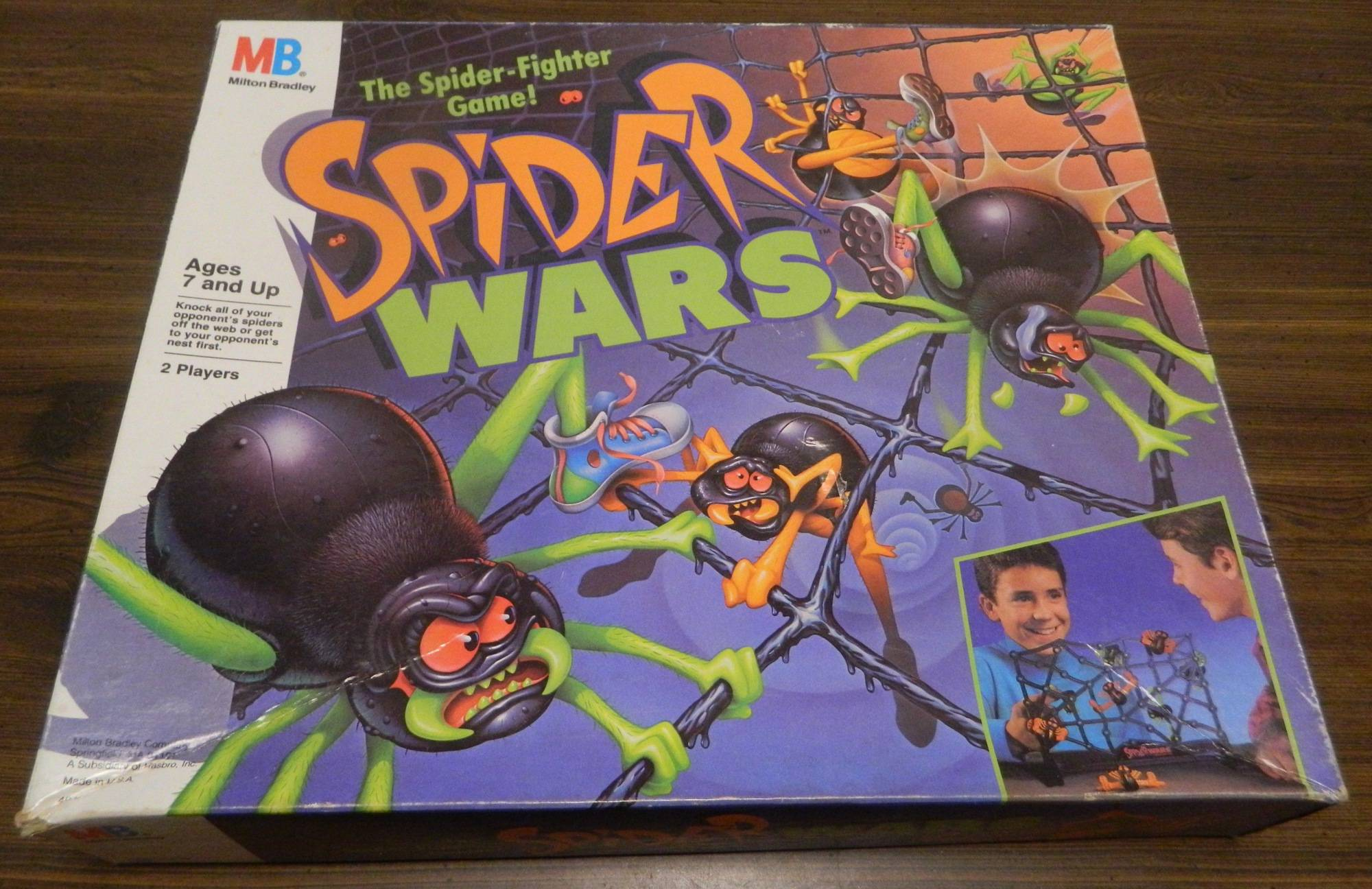 Box for Spider Wars