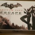 Box for Batman Arkham City Escape