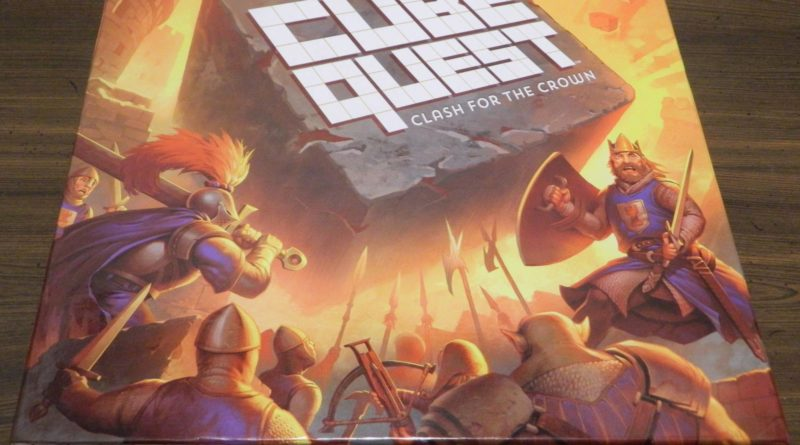Box for Cube Quest