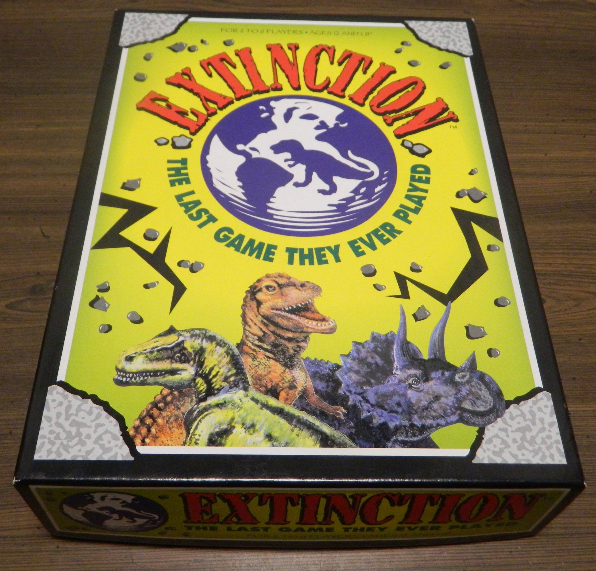 Box for Extinction