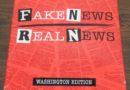Box for Fake News Real News