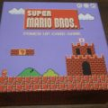 Box for Super Mario Bros. Power Up Card Game