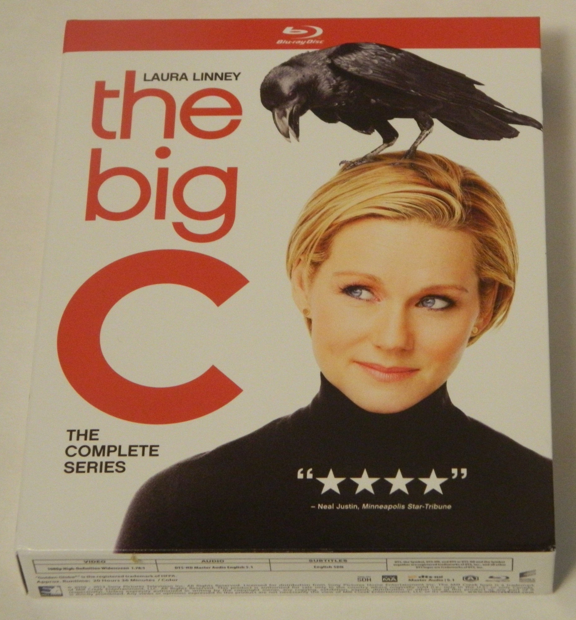 The Big C The Complete Series Blu-ray