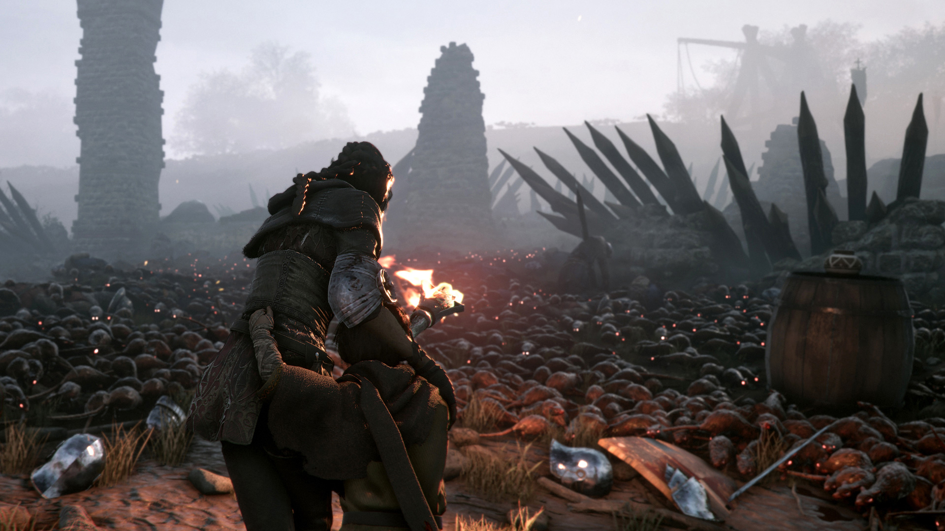A Plague Tale Innocence Screenshot
