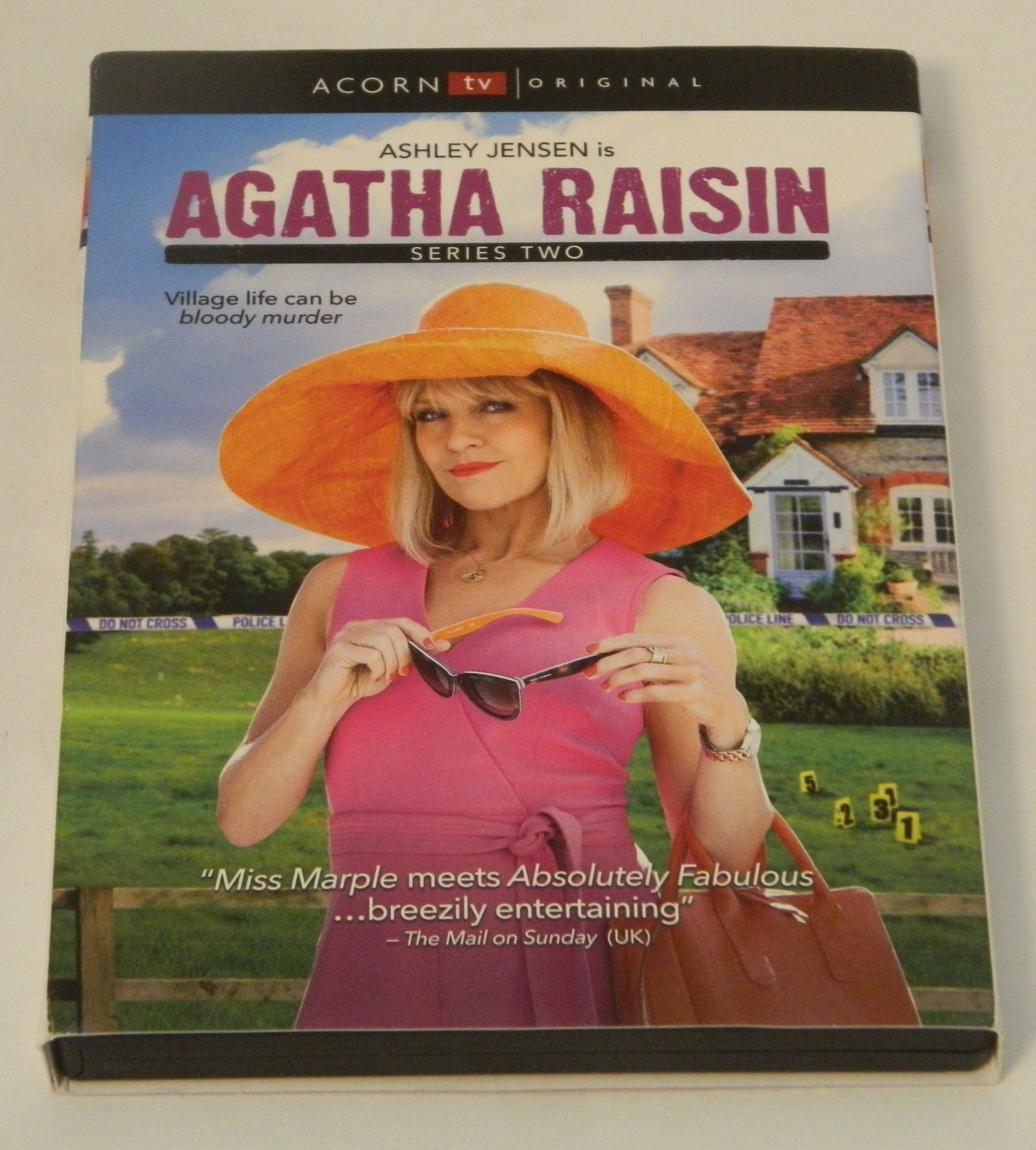Agatha Raisin Series Two DVD