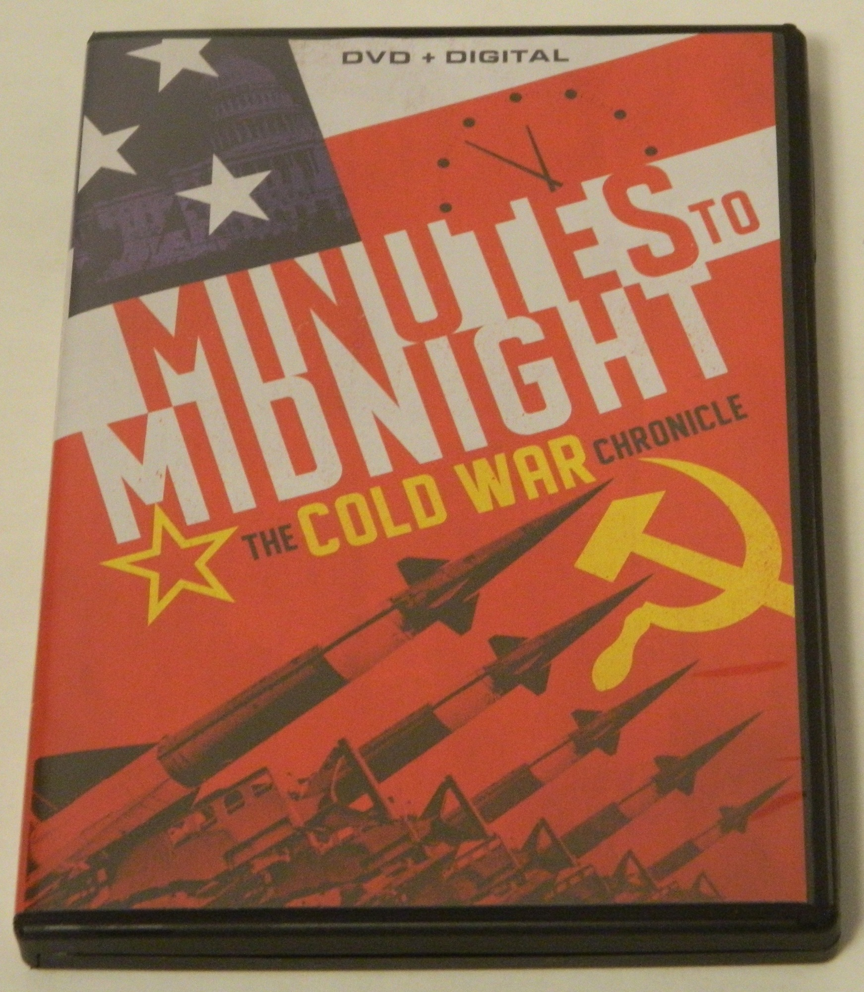 Minutes to Midnight The Cold War Chronicle DVD