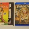 Sheena Retro VHS Art Blu-ray
