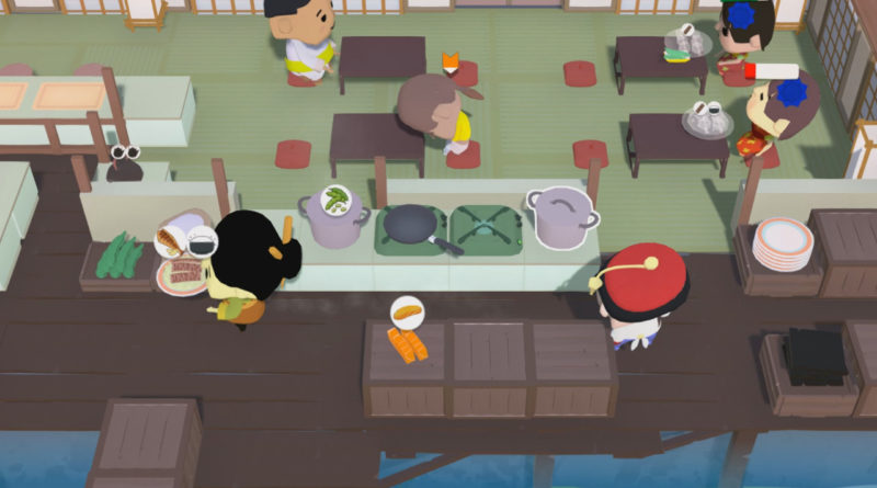 Screenshot from Diner Bros
