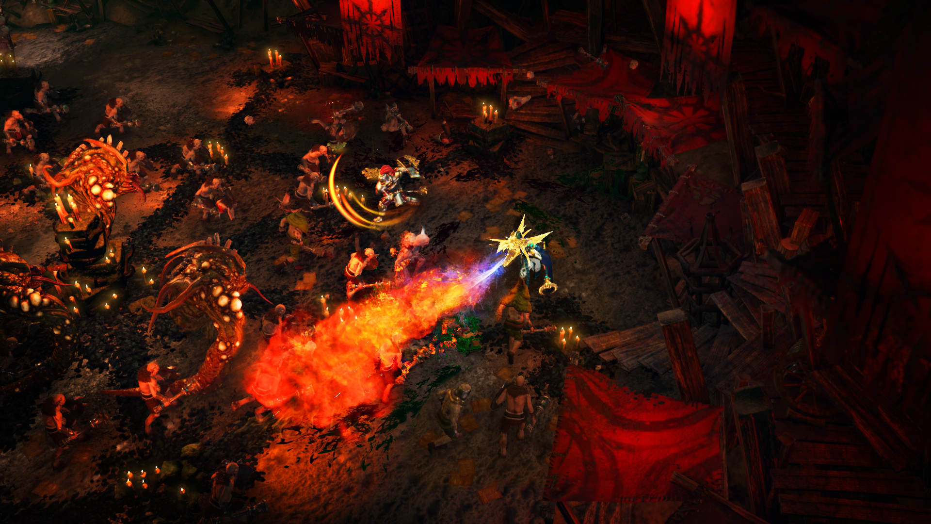 Warhammer Chaosbane Screenshot