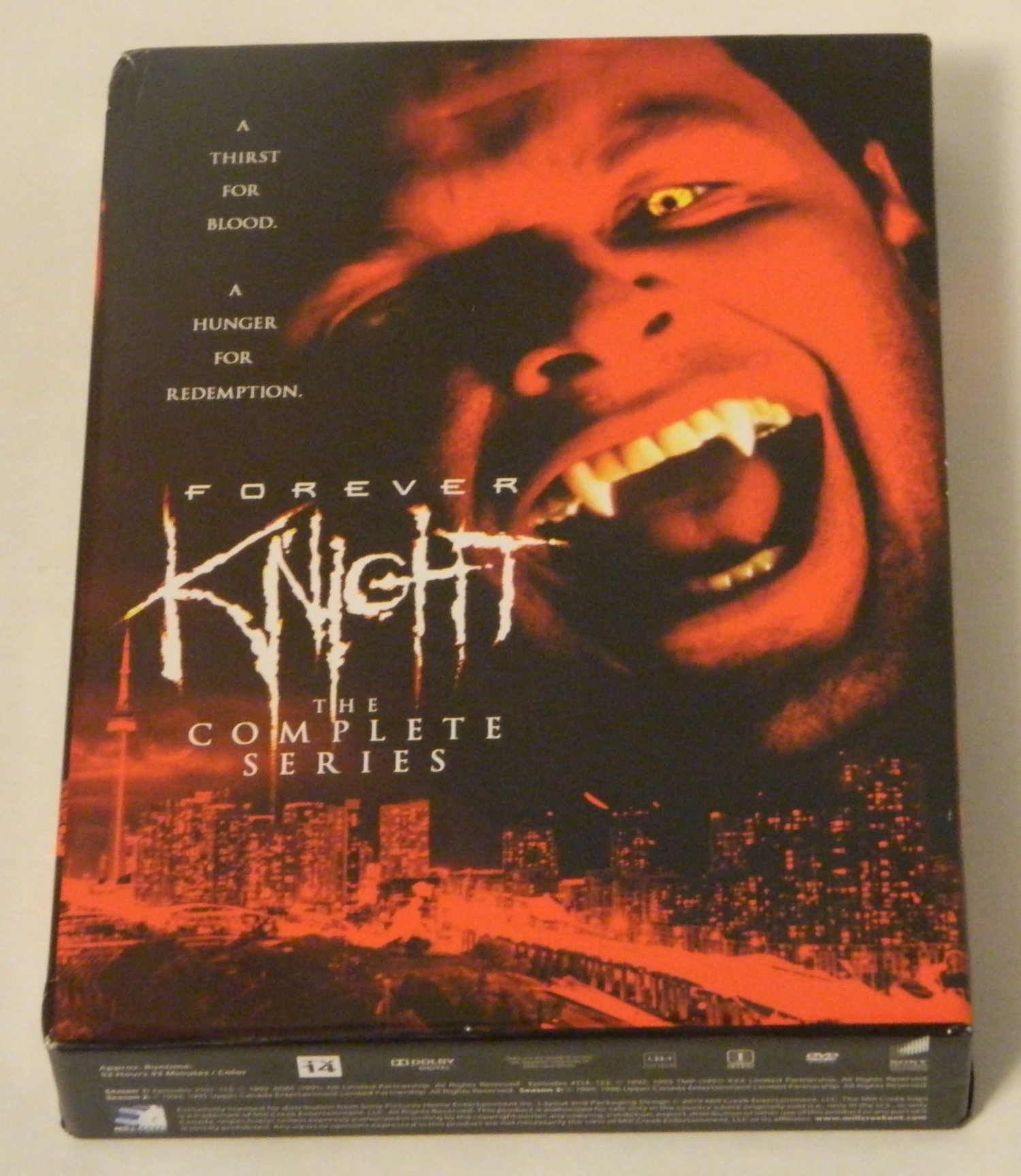 Forever Knight The Complete Series DVD