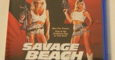 Savage Beach Blu-ray