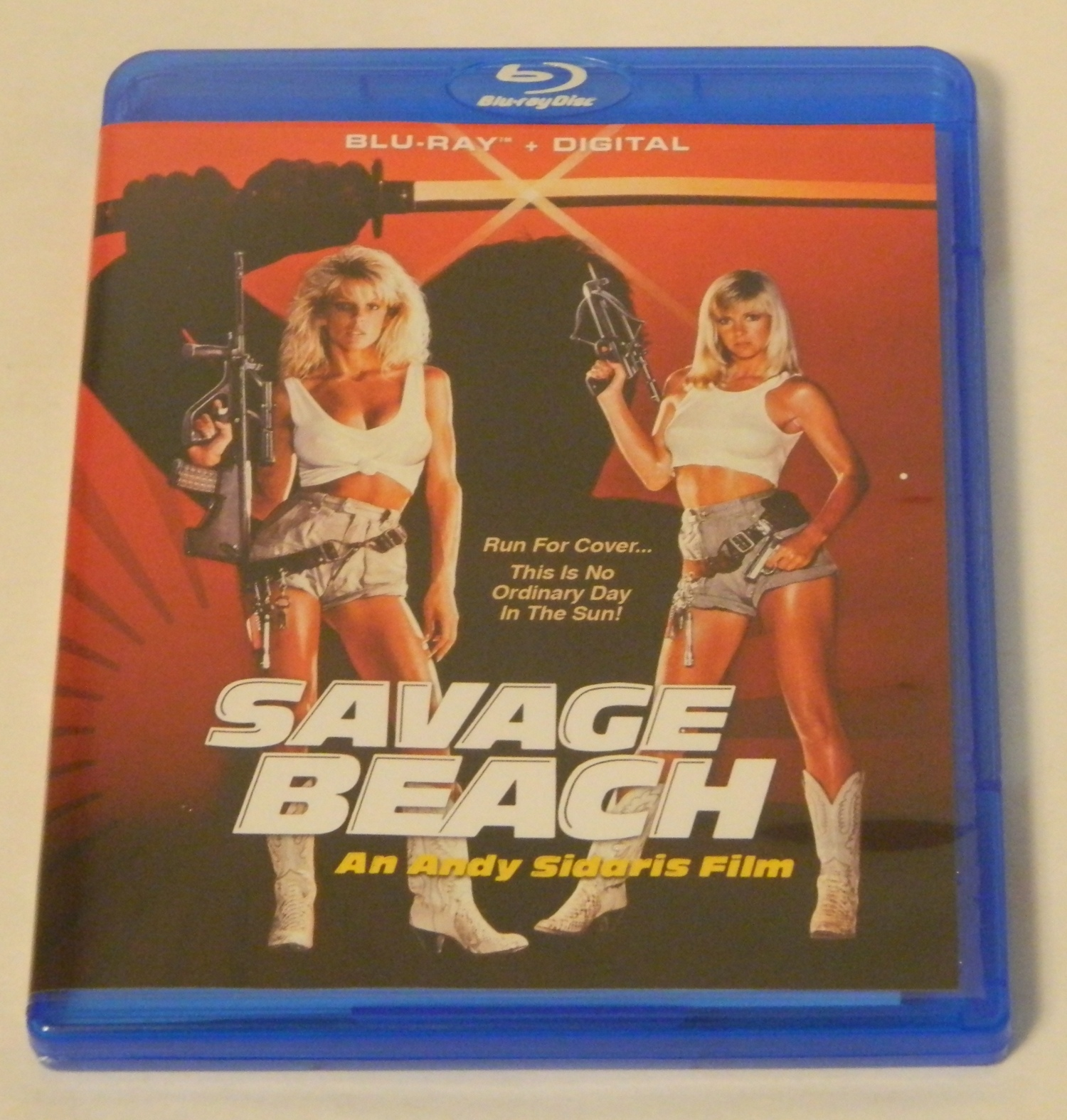 Savage Beach Blu-ray
