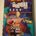 Chuck E Cheese in the Galaxy 5000 VHS
