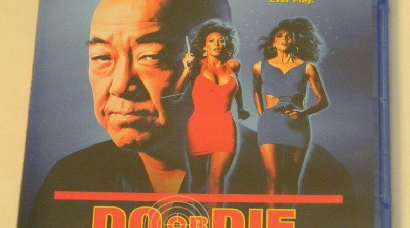Do or Die Blu-ray