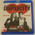 Duplicity Blu-ray