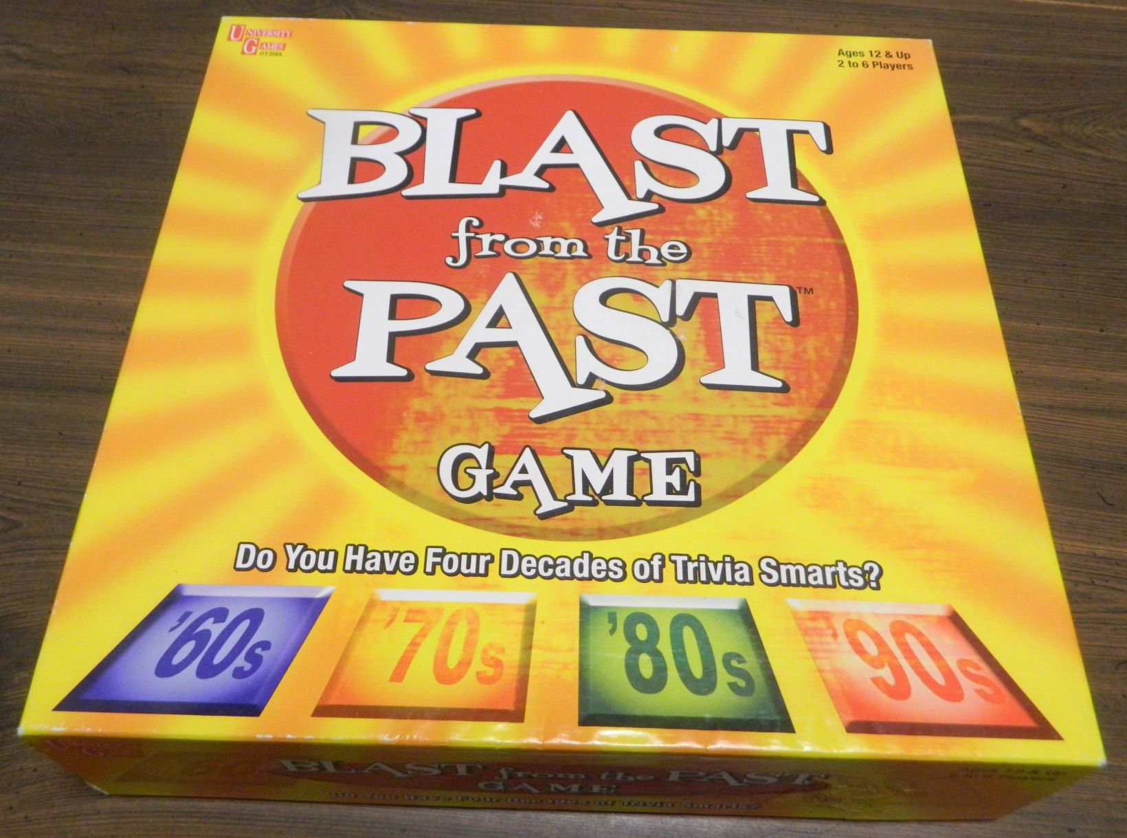 Box for Blast from the Past