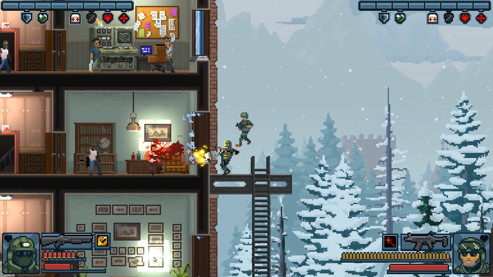 Screenshot for Door Kickers: Action Squad