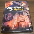 Box for 5-Minute Mystery