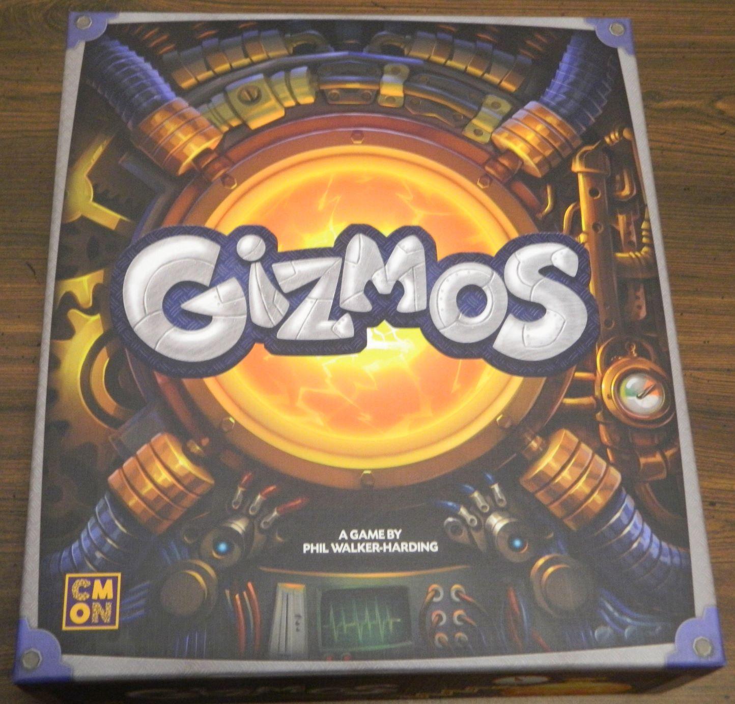Box for Gizmos