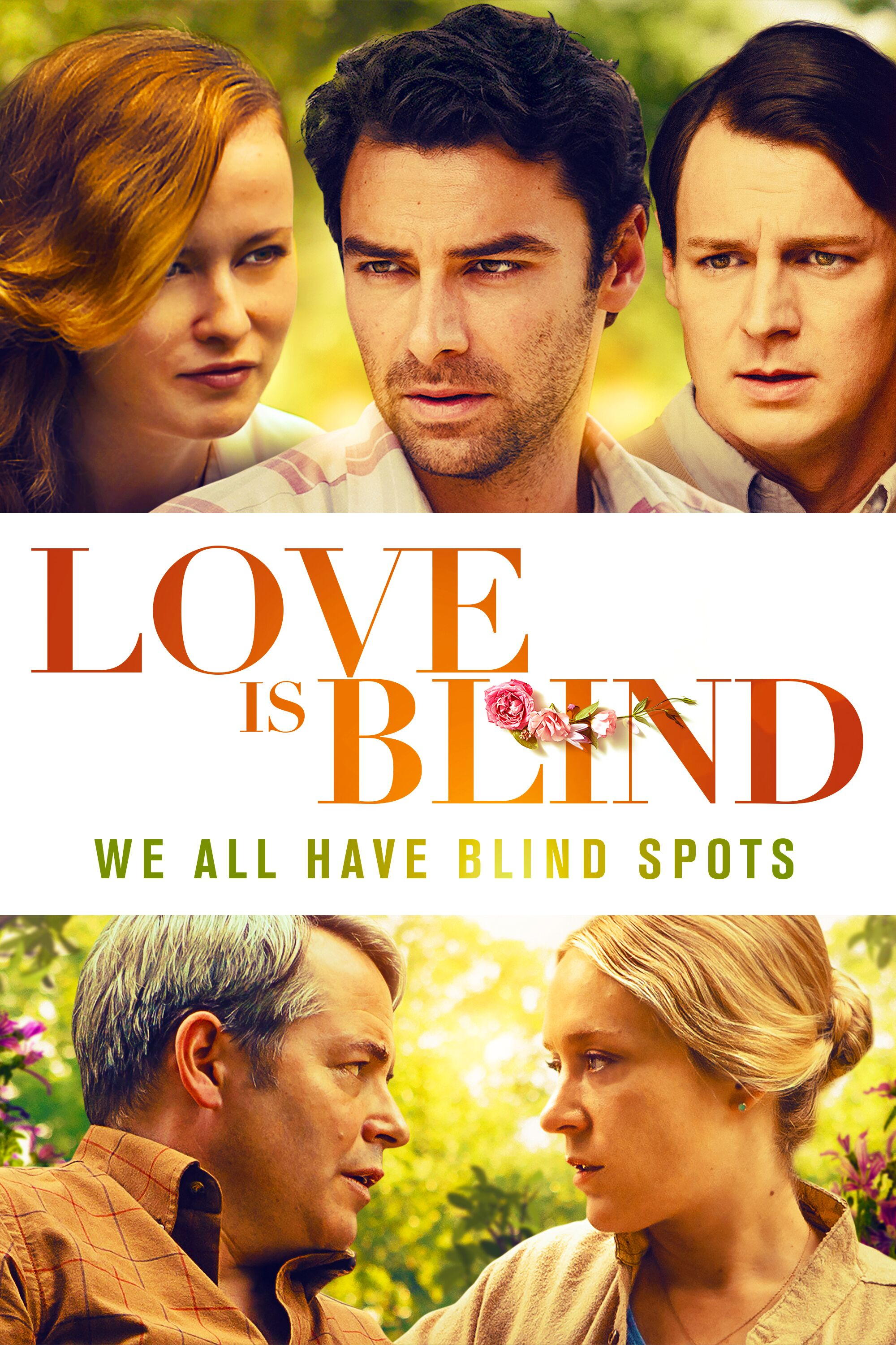 Love Is Blind Poster