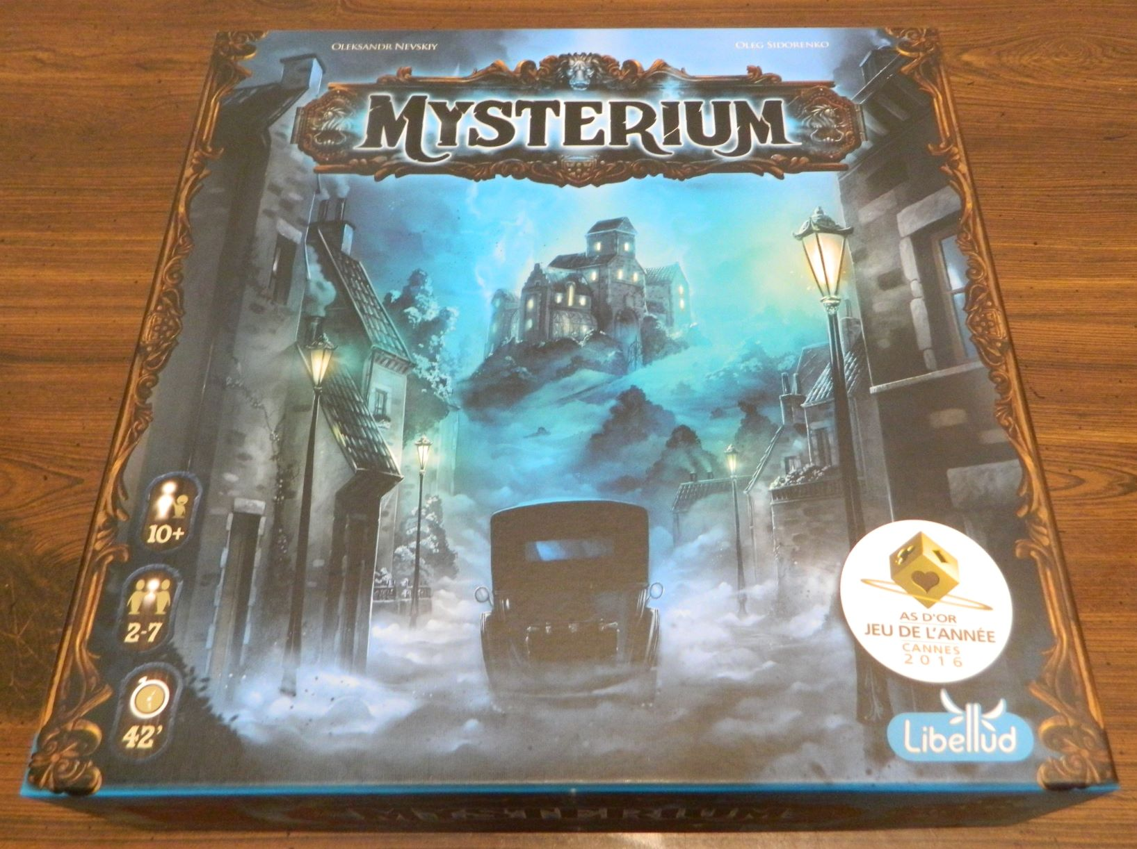 Box for Mysterium