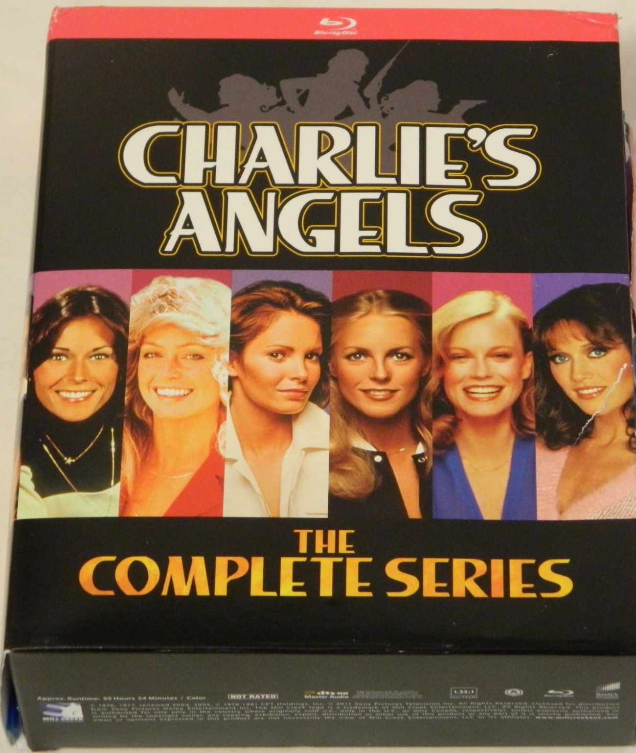 Charlie's Angels The Complete Series Blu-ray