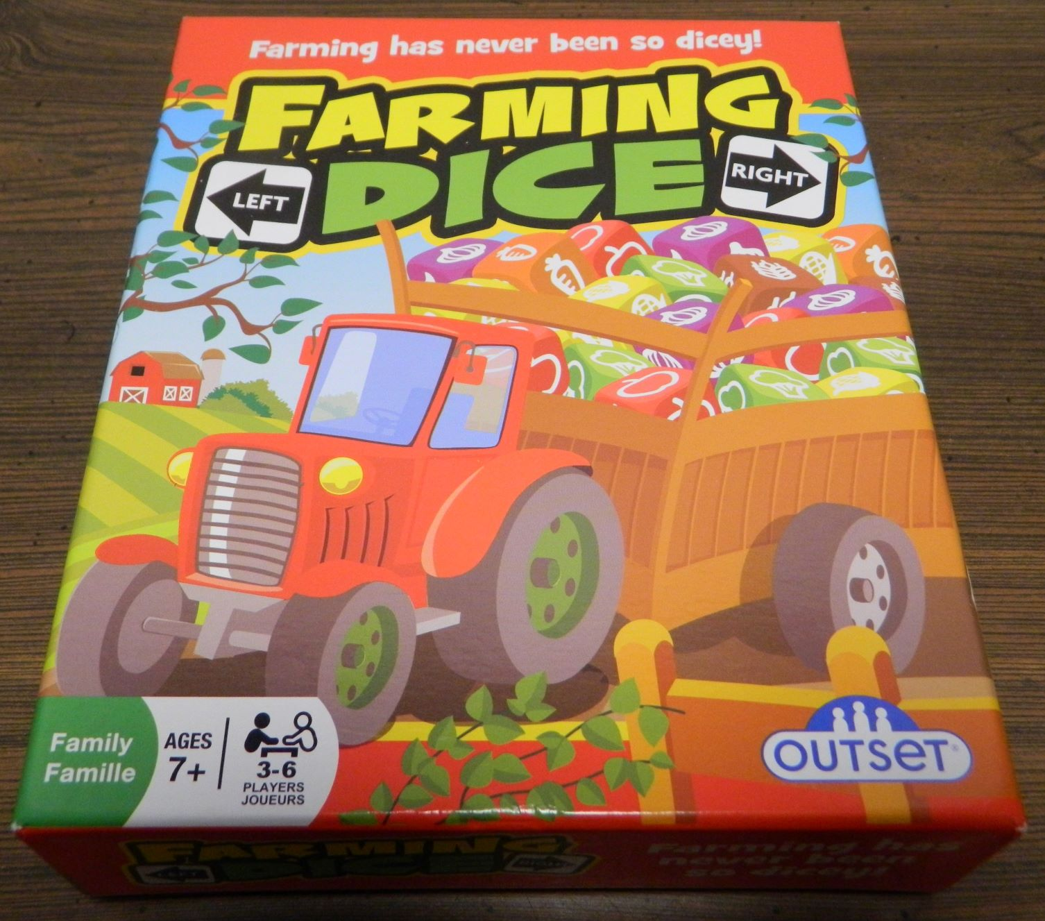 Box for Farming Dice
