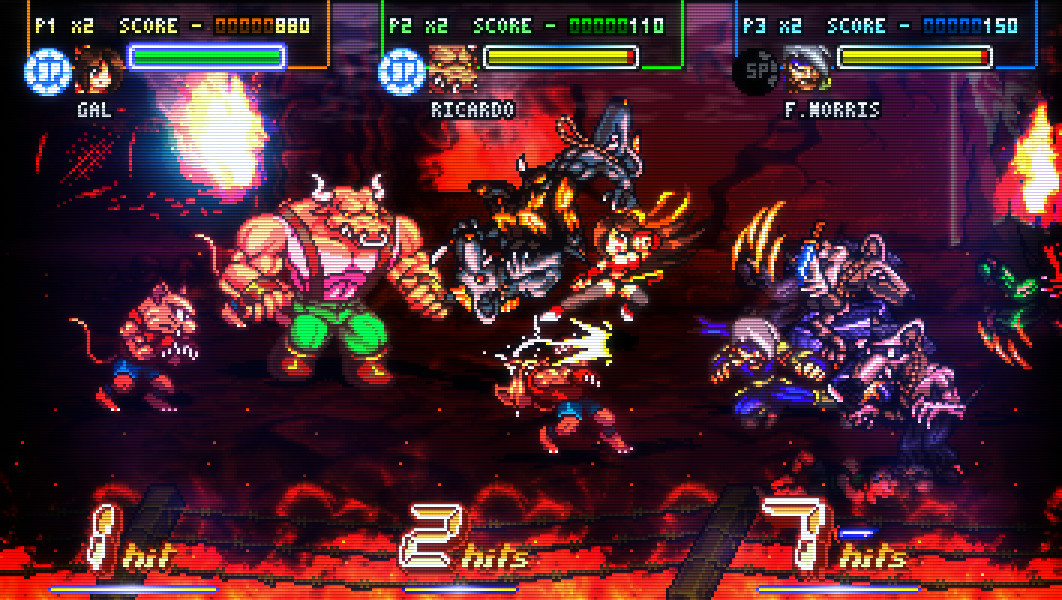 Fight'N Rage Screenshot