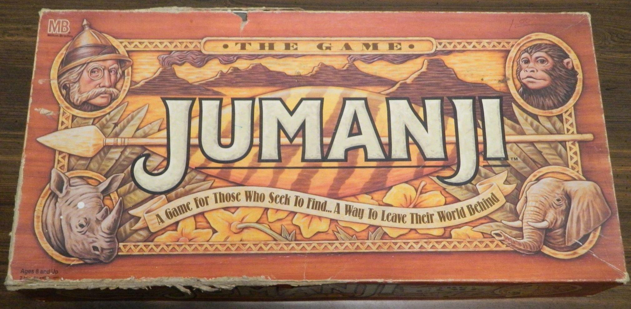 Box for Jumanji