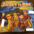 Box for Ticket to Ride First Journey