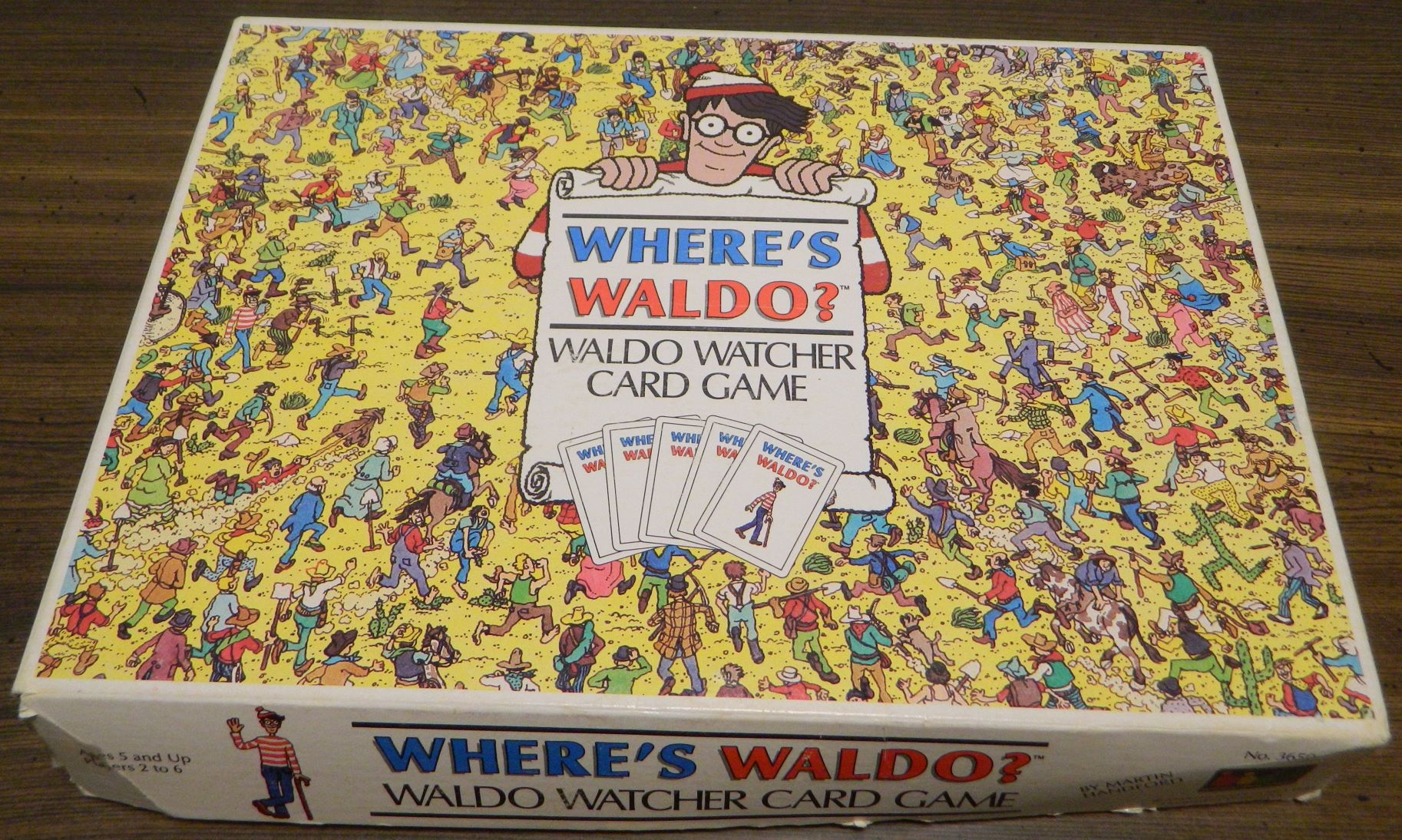 Box for Where's Waldo? Waldo Watcher