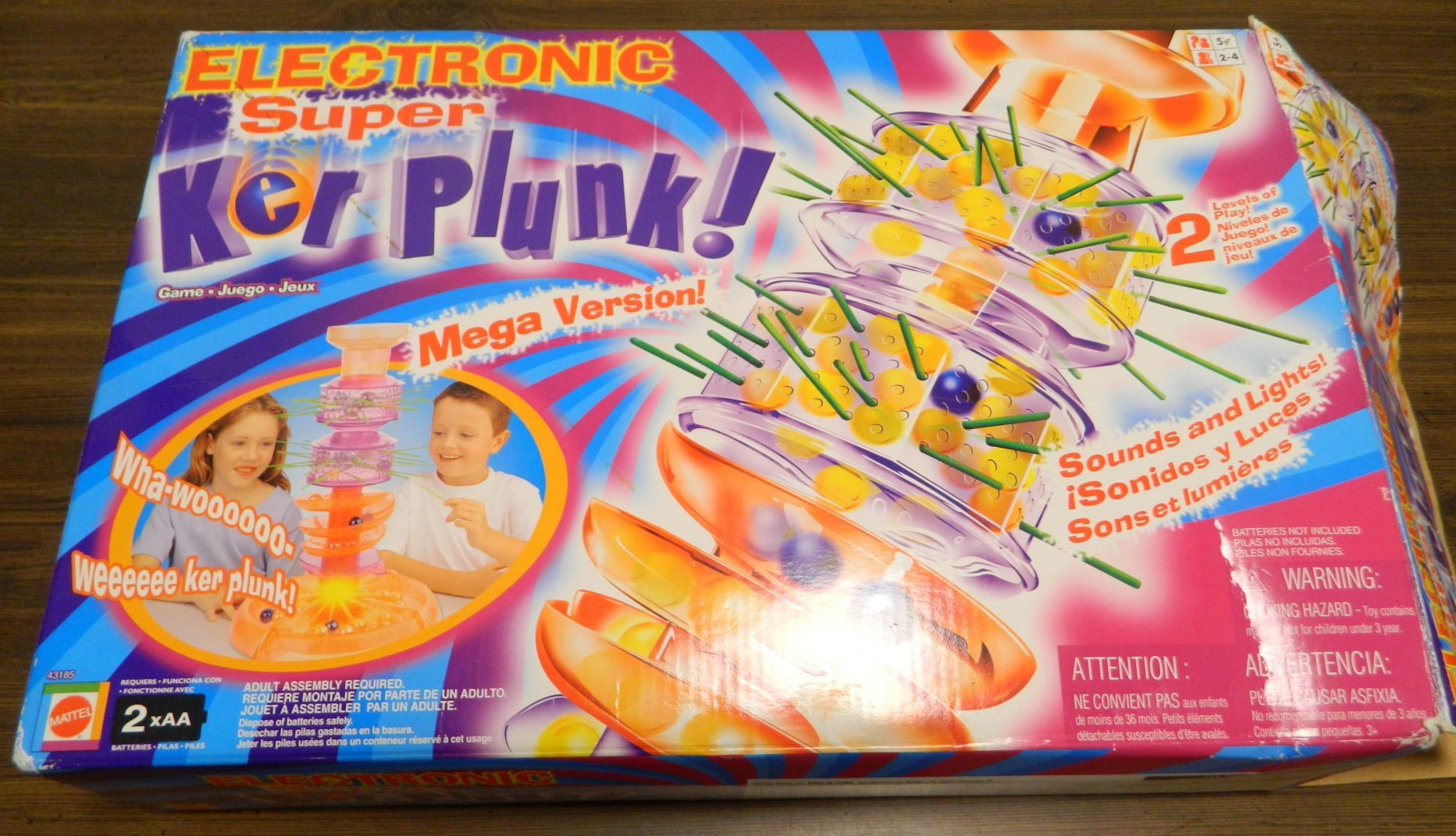 Electronic Super Kerplunk Box