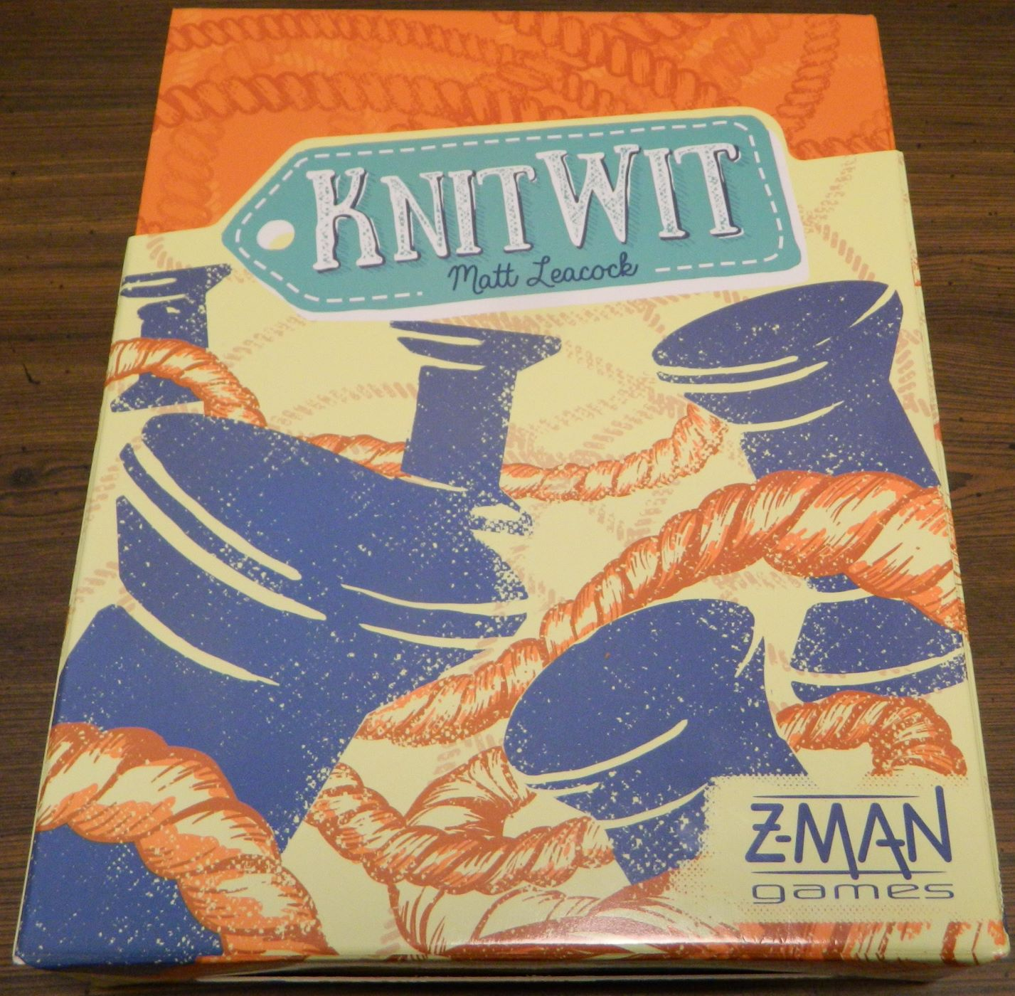Box for Knit Wit
