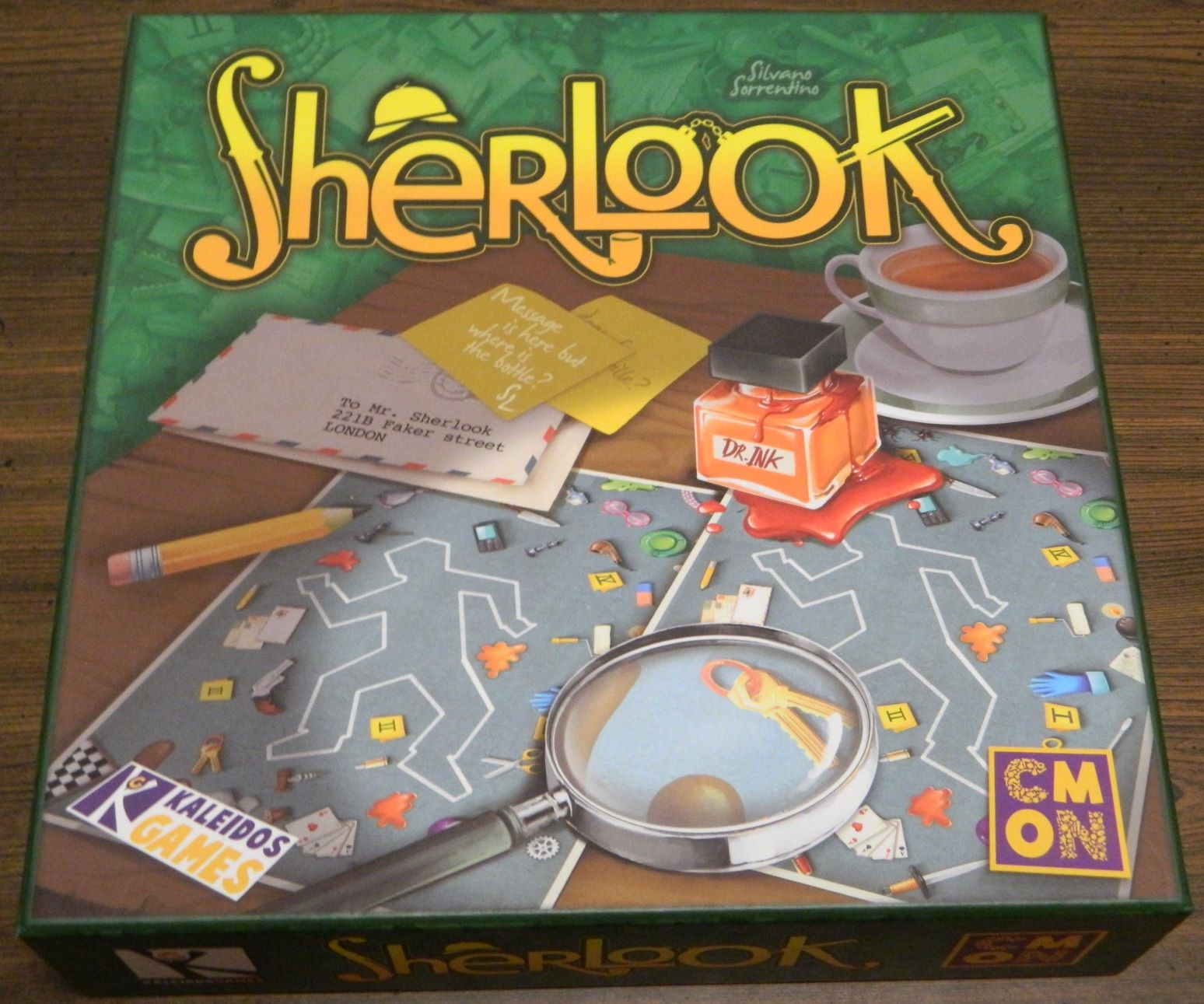 Box Sherlook