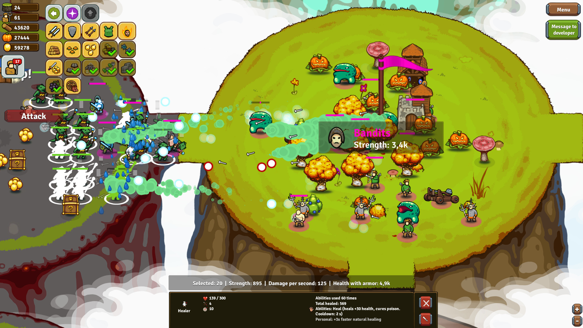 Circle Empires Rivals Screenshot