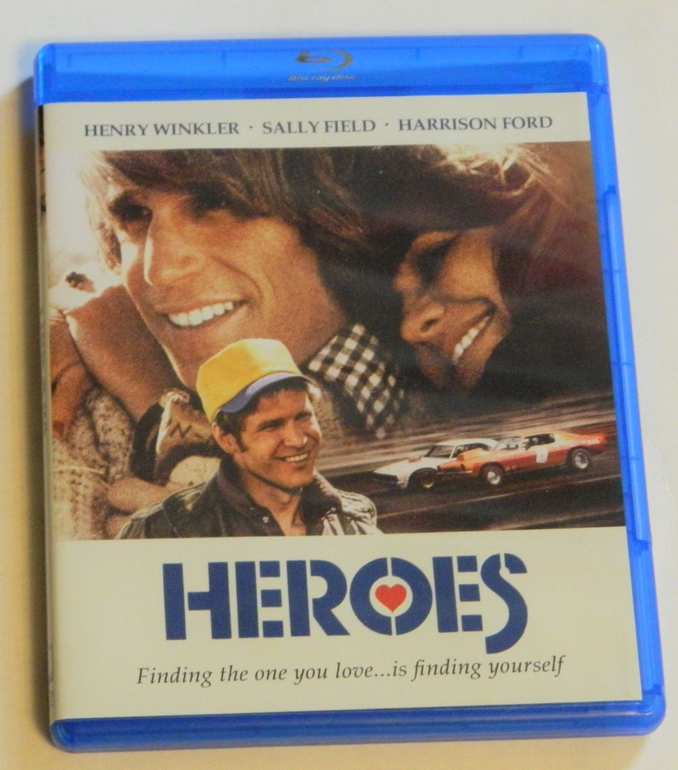 Heroes Blu-ray