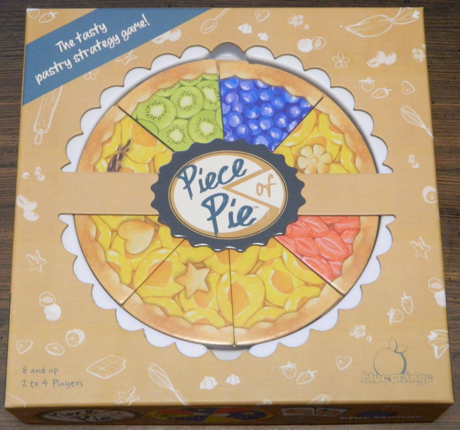 Box for Piece of Pie